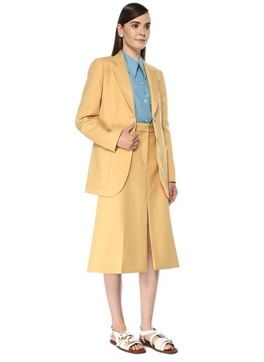 Stella McCartney Ceket Sarı